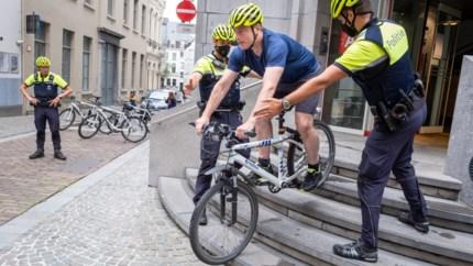Fietsteam Antwerpse politie bestaat 20 jaar en breidt uit van 30 naar 40 inspecteurs