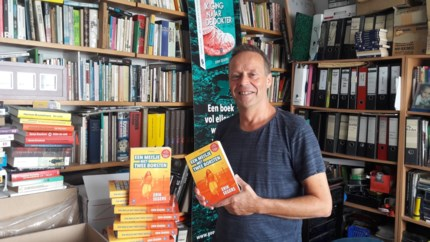 Erik Segers brengt nog geen jaar na debuut tweede boek vol absurde humor uit