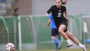 Opvallend: geen coronatests in het vrouwenvoetbal