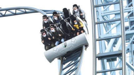 Fury is beste achtbaan in België