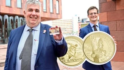 Herdenkingsmunt voor Antwerpse Olympische Spelen: slechts 50.000 stuks verkrijgbaar