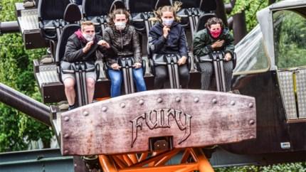 Fury (Bobbejaanland) is beste achtbaan in België