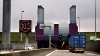 Liefkenshoektunnel 48 uur lang tolvrij tijdens afbraak van bruggen in Antwerpen-West