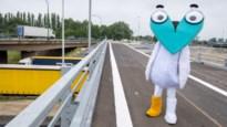 Tijdelijke brug in Kruibeke moet verkeershinder tijdens werken Oosterweelverbinding beperken