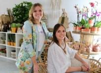 Drie zussen openen Bloembar: brug tussen lekkere hap, bloemen en decoratie