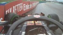 VIDEO. Max Verstappen crasht nog voor start in Grote Prijs van Hongarije