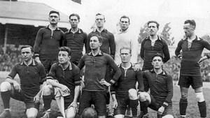Rik Larnoe, de Hobokenaar die van ons land de eerste 'wereldkampioen' voetbal maakte