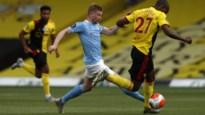 Kevin De Bruyne deelt assist uit in ruime zege Manchester City en staat weer stapje dichter bij illuster record van Henry