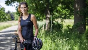 """Op fietstocht met Saartje Vandendriessche: """"Ik ben 45 jaar en dat voelt als een kantelpunt"""""""
