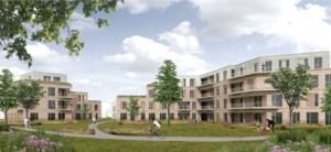 Gasketelsite in Herentals wordt stadswijk met 89 wooneenheden