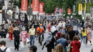 Zo verliep eerste dag van verstrengde maatregelen in Antwerpse binnenstad