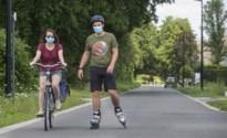 """Kempenaar draagt zonder morren mondmasker, ook op afgelegen plaatsen: """"Waarom zouden we moeilijk doen?"""""""