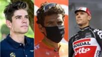 Strade Bianche bij 40°C: Wout van Aert, Greg Van Avermaet en Philippe Gilbert kennen hun grootste tegenstander
