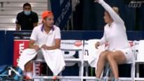 """Kim Clijsters doet al vier wedstrijden niet mee, uit voorzorg voor """"buikspierprobleempje"""""""