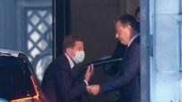 De Wever en Magnette lonken naar de groenen