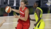 Emma Meesseman en Washington blijven winnen en verslaan nu ook titelconcurrent Seattle in de WNBA