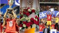 Bekerwinnaar Antwerp ontvangt bloemen van… ex-laureaat KV Mechelen