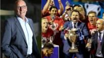 """Ex-coach en vorige bekerwinnaar Walter Meeuws: """"Antwerp staat weer op de landkaart, nu de Europese kaart nog"""""""