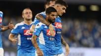 Napoli mist sterspeler Lorenzo Insigne waarschijnlijk tegen Barcelona