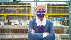 """Van het Kiel tot 't Eilandje: voorzitter en DCA-eigenaar <B>Francis Vrancken </B>geniet van zijn bouwprojecten: """"Fantastisch, op pad gaan met de supporters"""""""