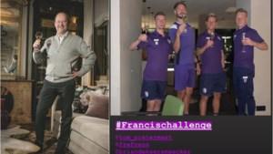 Waarom heffen Beerschotfans massaal het glas op hun voorzitter? Dit is de nieuwe #FrancisChallenge