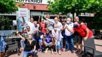 """Antwerpfans vieren dag na bekerwinst toch een beetje feest: """"Om 9u zat het terras al vol"""""""