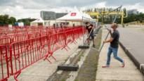 Golazo bouwt testdorp op Spoor Oost, eind deze week eerste tests