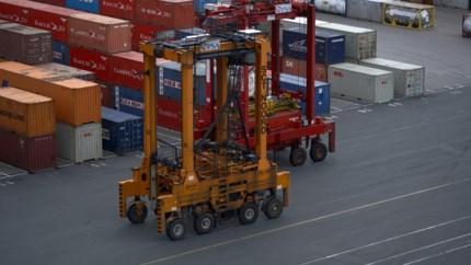 Fors minder arbeidsongevallen in Antwerpse haven