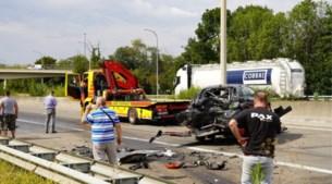 Man (59) uit Balen raakt zwaargewond bij ongeval op E313