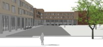 Grote centrumparking niet meer bereikbaar: werken zorgcampus nu echt gestart