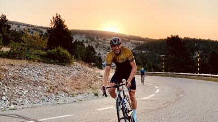 """Olivier Godfroid verpulvert Strava-record met drievoudige beklimming Mont Ventoux: """"Sneller dan Wout van Aert"""""""