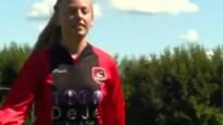 Primeur in Nederland: voetbalster toegelaten in mannenelftal
