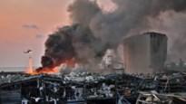 Duizenden mensen gewond en minstens 78 doden bij zware explosie in Beiroet: ravage is enorm
