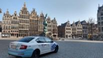 Antwerpse politie stelde al 84 pv's op voor schenden van de avondklok