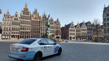 Antwerpse politie stelde al 84 pv's op voor schenden avondklok