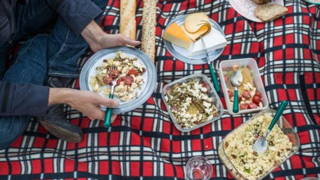 Val niet door de picknickmand! 10 x veilig picknicken