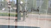 """""""Führer Cathy Berx"""": vandalisme aan CD&V-kantoor in Berchem"""