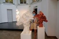 Winke Besard stelt tentoon