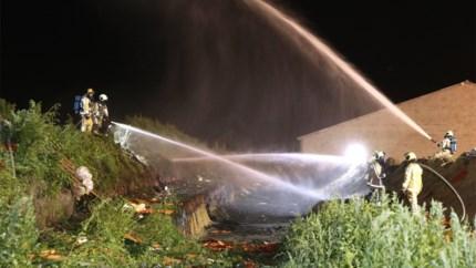 """Varkenshouder uit Merksplas komt om bij explosie: """"De knal was kilometers ver te horen"""""""