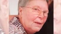 83-jarige Yvonna Van Lierop vermist