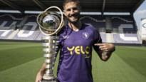 """Beerschot breekt contract Frédéric Frans open tot 2023: """"Dit is mijn nieuwe thuis"""""""
