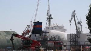 Brand op lpg-tanker, nog geen onderzoek door bevoegdheidskwestie
