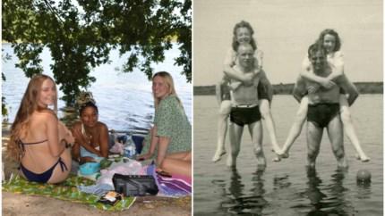 Vroeger had haast elk dorp zijn openluchtzwembad, nu moeten we verkoeling zoeken lángs het water