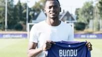 """Anderlecht legt pijlsnelle Mustapha 'Mus' Bundu vast voor vier seizoenen: """"Zijn profiel hadden we nog niet"""""""