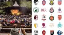"""Cultuurhuizen passen logo aan uit protest: """"Zeg niet langer stoelen, maar tribune"""""""