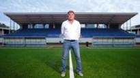 Yves Van Borm, de José Mourinho van Royal Knokke Football Club of 'de José van de zee'