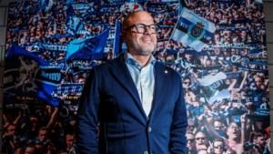 """Club Brugge-voorzitter Bart Verhaeghe: """"Behalve in Duitsland en Engeland kunnen we overal mee inschuiven"""""""