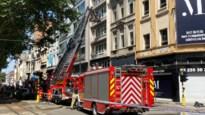 Brandweer rukt uit voor brand in appartement