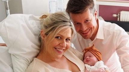 Horeca-topman Matthias De Caluwe voor eerste keer vader