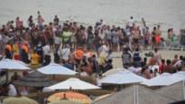 """VIDEO. Vechtpartij op strand van Blankenberge: """"Parasols vlogen in het rond"""""""